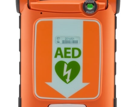 AED – G5 Semi-Auto English/French with CPR Assist